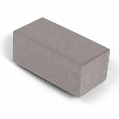Брусчатка 2П8ф НОБЕТЕК 200х100х80 серый цемент- полный прокрас, цвет в ассортименте