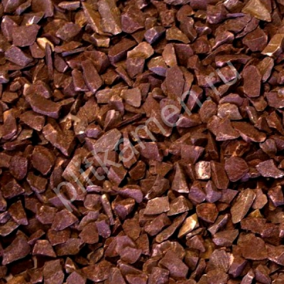 Мраморная крошка коричневая 10-20