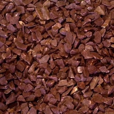 Крошка мраморная коричневая 5-10 мм,10-20 мм