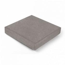 Тротуарная плитка  Квадрат (2К5ф) НОБЕТЕК 300х300х50  серый цемент- частичный прокрас, цвет в ассортименте
