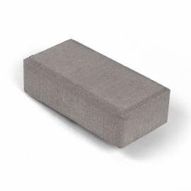 Брусчатка 2П6ф НОБЕТЕК 200х100х60 серый цемент- частичный прокрас, цвет в ассортименте