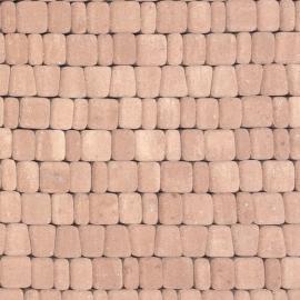 Тротуарная плитка  Классика (1КЛ6ф) НОБЕТЕК Колор-Микс серый цемент- полный прокрас, цвет в ассортименте