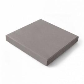 Тротуарная плитка  Квадрат (1К5ф) НОБЕТЕК 400х400х50 серый цемент- полный прокрас, цвет в ассортименте