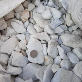 Крошка мраморная супер-белая 20-70мм