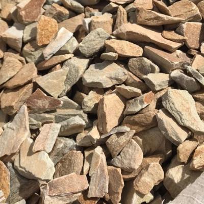 Каменная крошка златолита 20-40 мм